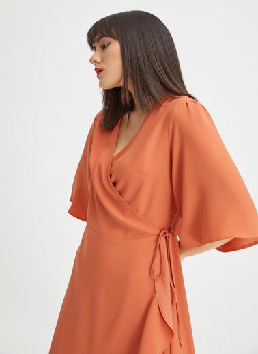 Gusto Elbise Oranj